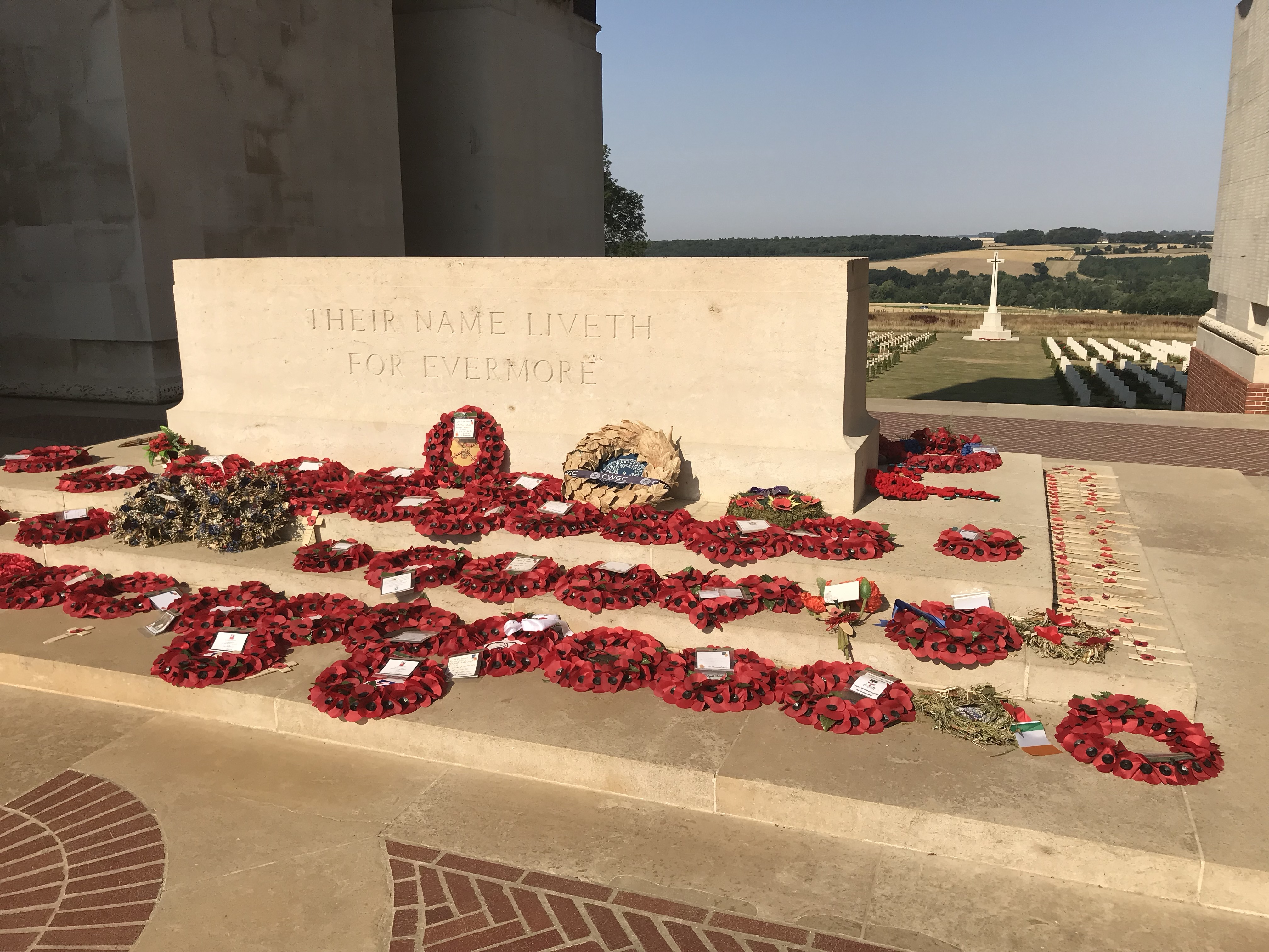 London to Paris Cycle Challenge 2018 - Their name liveth for evermore
