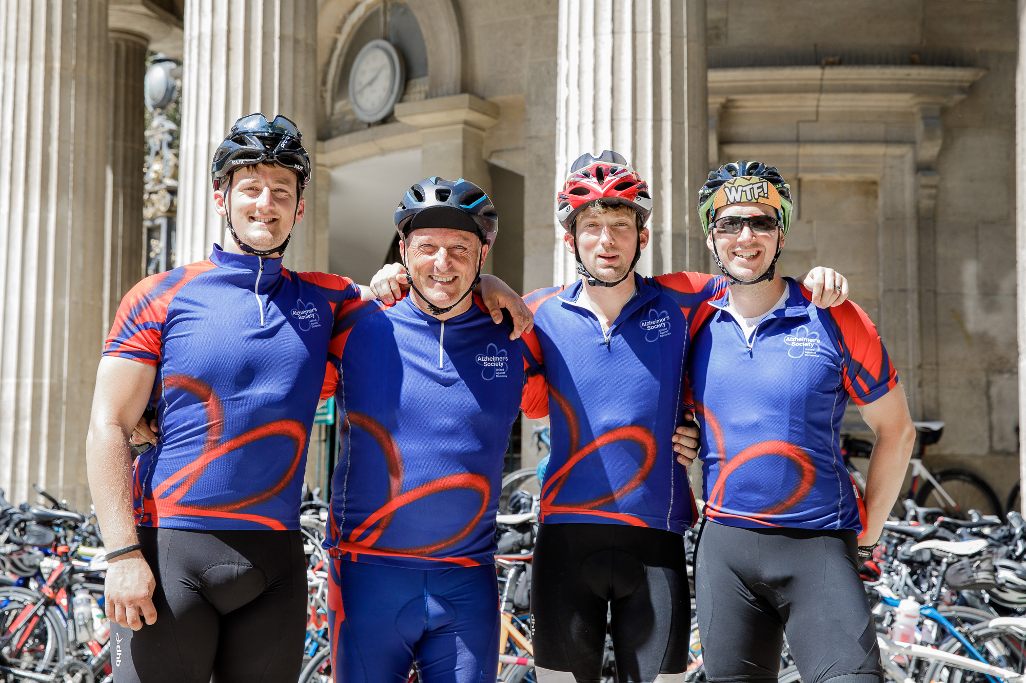 London to Paris Cycle Challenge 2018 - Nearly there